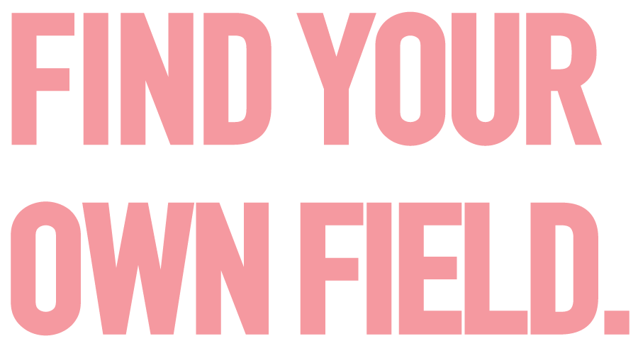 find your own fild